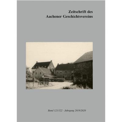 """""""Zeitschrift des Aachener Geschichtsvereins, Band 121/122 (2019/2020)"""
