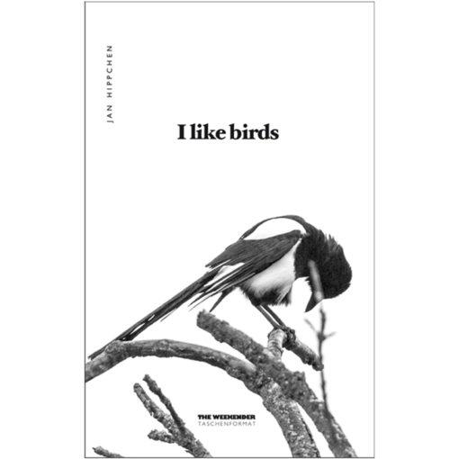 I like birds. A pocket guide